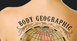 Body Geographic Wins Best Lesbian Memoir Award