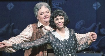 Gertrude Stein and Alice B. Toklas Opera Opens to Rave Reviews
