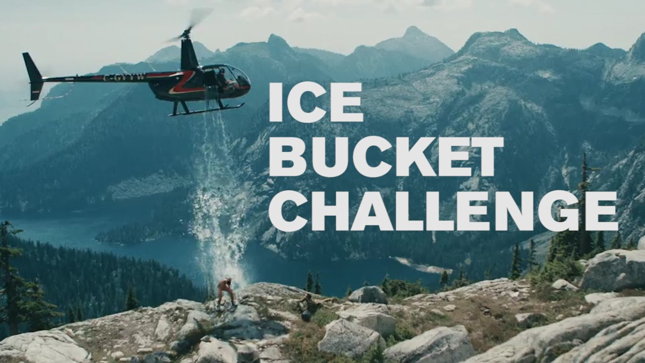 Our Top 5 Celebrity Ice Bucket Challenges – #IceBucketChallenge