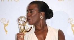 #OITNB – Orange is the New Black star Uzo Aduba aka Crazy Eyes wins #Emmy