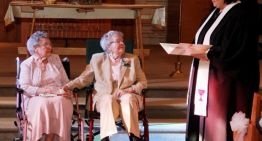 Newlyweds – Finally Married After 72 years Together