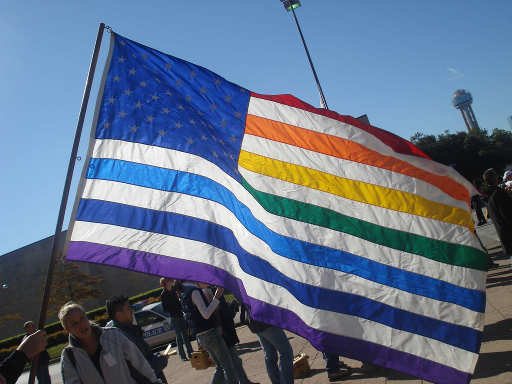 US Federal Government Recognises Same-Sex Marriage in Six More States