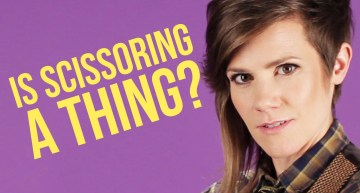 'Ask a lesbian' and Out Comedian Cameron Esposito Will Reply