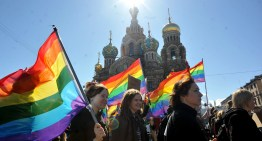 Russian Lesbian Stands Strong After Loosing Her Job as A Teacher Due to Being Outed By Hate Group