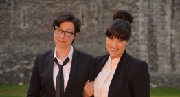 Channel 4's TV Presenter Anna Richardson Announces Her Relationship With Out Comedian Sue Perkins