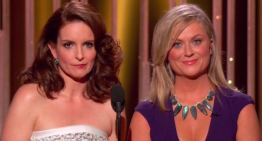 Tina Fey and Amy Poehler Hilarious Opening Monologue From the Golden Globes