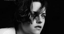 First Look At Kristen Stewart On Cover Of Wonderland