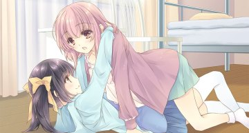 Lesbian Adventure Game 'White Robe Love Addiction' To Launch On PS Vita
