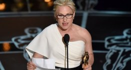 Oscar Talk | Patricia Arquette – Its Time For Women's Rights