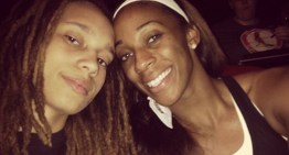 WNBA Stars and Fiancees, Brittney Griner and Glory Johnson Arrested for Assault