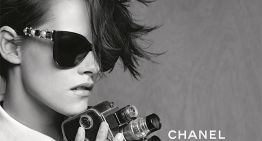 Kristen Stewart Flaunts the Androgynous Look for Chanel Eyewear Campaign