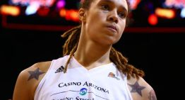 Brittney Griner Files to Have Marriage to Glory Johnson Annulled a Day After Johnson Announces Pregnancy