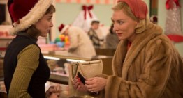 Watch | First Teaser of Cate Blanchett's new Lesbian / Bi-Feature Film 'Carol'