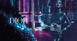 Rihanna Unveils her First Dior Campaign and Makes Fashion History in the Process