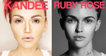 Do You Want to Look Like Ruby Rose? Well Now You Can (Video)