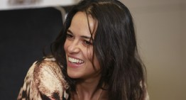 Michelle Rodriguez Reacts to Ex-Girlfriend Cara Delevingne's New Relationship (Video)