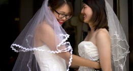 Lesbian Couple Marry in China to Push for Same-Sex Marriage in the Country