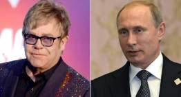 Vladimir Putin Offers Elton John Meeting To Discuss LGBT Rights
