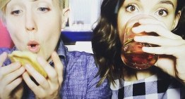 Its Official: Lesbian YouTuber Hannah Hart Confirms Relationship with Ingrid Nilson