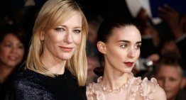 Cate Blanchett, Rooney Mara Talk On-Screen Chemistry For 'Carol'