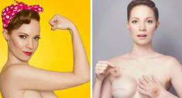 Woman Chronicles Each Stage Of Her Mastectomy In Inspiring Photo Series