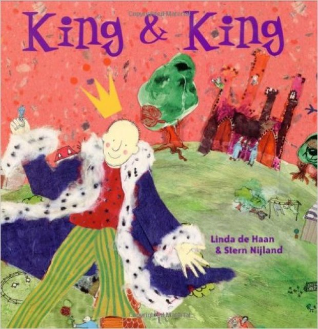 King and King- By Linda de Haan and Stern Nijland