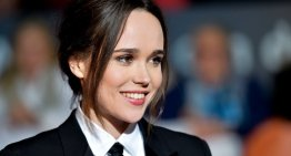"Ellen Page: ""I Used To Be Depressed Hiding My Sexuality"
