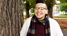LGBTQ Activist Wins Australian Young People's Human Rights Medal