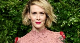 Sarah Paulson Talks Carol, American Horror Story And Dating (Video)
