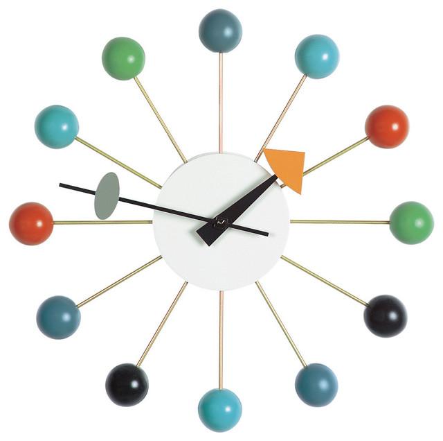 midcentury-clocks
