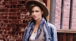 Ruby Rose Fronts Ralph Lauren's New Denim & Supply Campaign