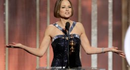 Daily Juice: Jodie Foster Says 2013 Golden Globes 'Coming Out' Speech Was Scripted, Plus How #LesbianVisibilityDay Was Celebrated On Twitter.