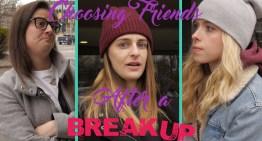 Lesbian Dilemmas: Choosing A Friend After A Break Up (Video)