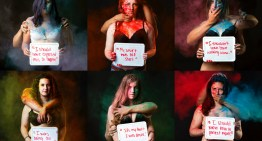 This Compelling Photo Series Aims To Tackle Rape Victim Blaming