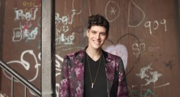 Androgynous Model Rain Dove Shares Her Story in New Campaign