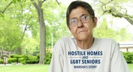 Elderly Lesbian Abused By Other Retirement Home Residents For Being Gay