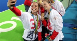 This Married Lesbian Couple Just Became The First Athletes To Jointly Win Olympic Gold