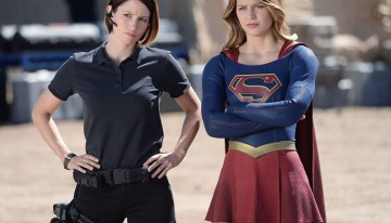 Supergirl's Sister Comes Out As Lesbian
