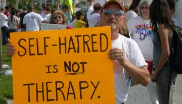 Activist Organization Aims to Ban Conversion Therapy in All 50 States