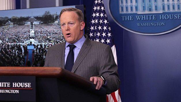 New Press Secretary Unsure Whether Trump Will Undo Obama's LGBT Executive Order