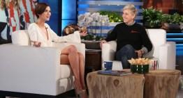 Ruby Rose Makes Debut Appearance On 'The Ellen DeGeneres Show'