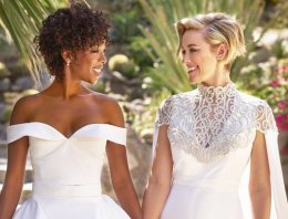 It's Official: Samira Wiley And Lauren Morelli Are Married!