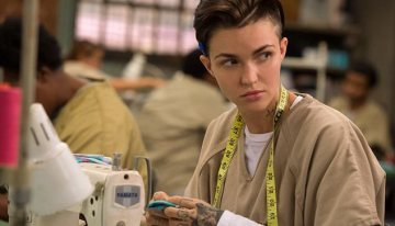 Ruby Rose Set To Return For Season Five Of 'Orange Is The New Black'