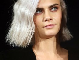 Daily Juice: Cara Delevingne Debuts Freshly Shaven Head, Anna Friel Set For First Lesbian Sex Scene In Two Decades