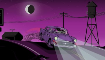 Check Out Queer Sci-Fi Podcast 'Welcome to Night Vale'