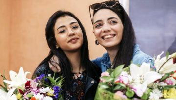 Lesbian Couple Jailed In Turkey After Being 'Tricked' Into Leaving London By Homophobic Father Get Engaged