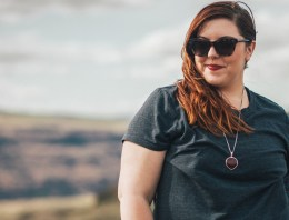 Mary Lambert Opens Up About Past Trauma & Says Music Became A Form Self-Therapy.