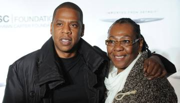 Jay-Z's Mom Comes Out As Lesbian In New Duet With Her Son