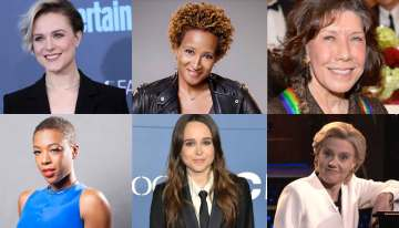 Queer Female Stars Push For Further Visibility At This Years Emmys