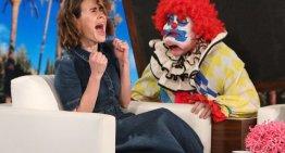Watch Sarah Paulson Get Pranked Big Time By Ellen DeGeneres